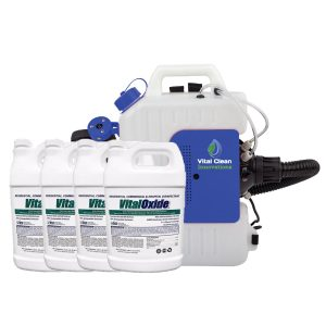 Professional Disinfection Kit - Cobalt Fogger & Vital Oxide