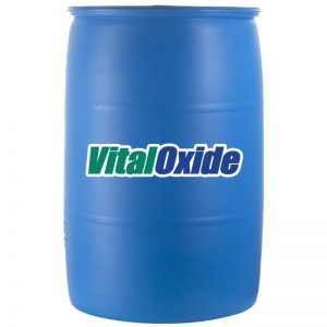 Vital Oxide Disinfectant Cleaner - 55 Gallon Drum